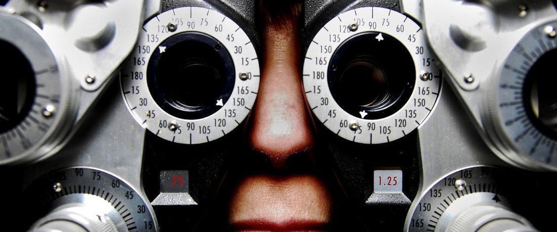 Optometryczne badanie wzroku