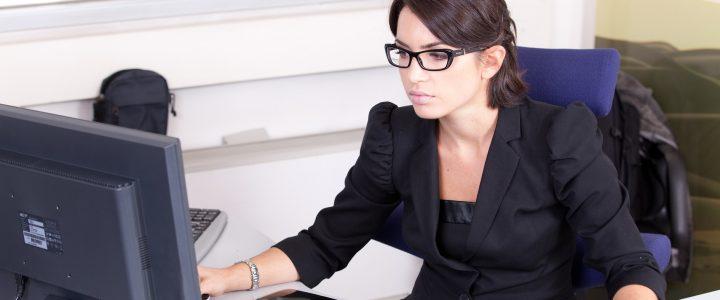 Okulary dopracy biurowej
