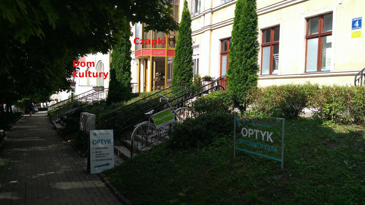 Optometrysta ioptyk Olsztyn